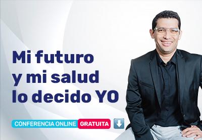 Mi futuro y mi salud lo decido YO, Dr. Labrada