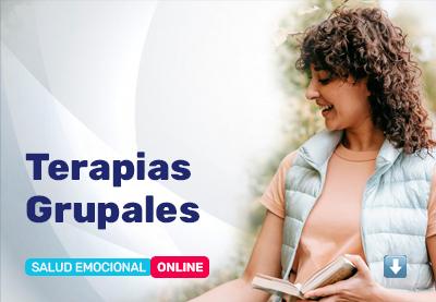 Terapias Grupales, Salud Emocional