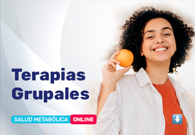 Terapias Grupales, Salud Metabólica