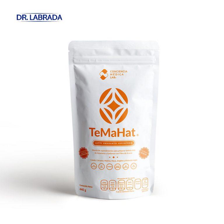 TeMaHat, te suplemento alimenticio