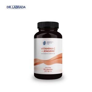 Vitamina C + jengibre